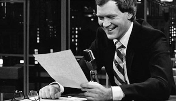 Longest Serving TV Show Host David Letterman An End Of An Age